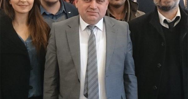 1. Beyköy Belediyesi Ziyareti 06 Mart 2015