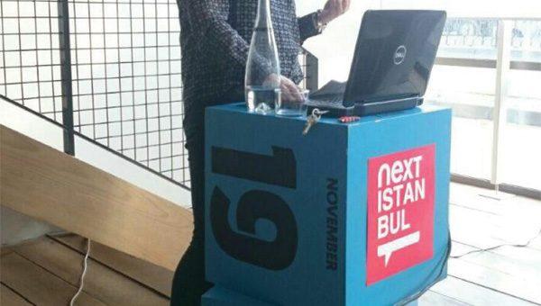 Next İstanbul 19 Kasım 2015