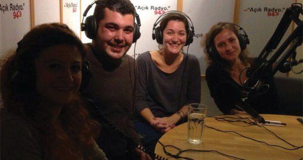 Sanat Hayat Açık Radyo 17 Kasım 2015