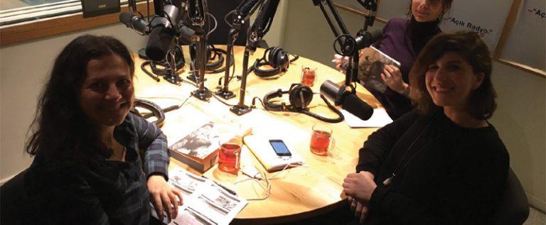 Hikayenin Kadın Hali Açık Radyo 03 Aralık 2015