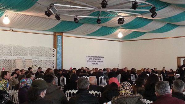 Kooperatif Ortak Toplantısı 26 Şubat 2017